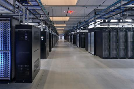Facebook will use the power from the Norwegian projects to power its data centres