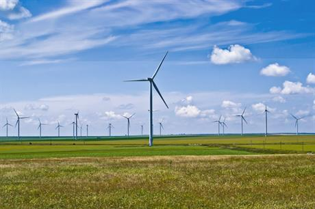 Romania's largest wind farm is currently the 600MW  Fântânele-Cogealac (pic: Sandri Alexandra)