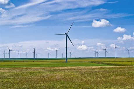 CEZ Group's 600MW Fantanele-Cogealac wind farm in Romania was commissioned in 2012