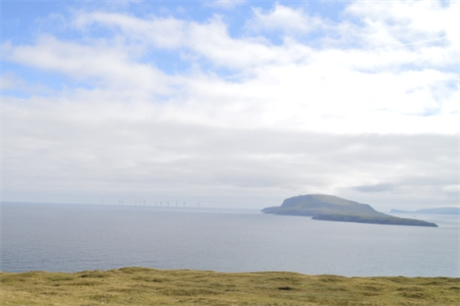 The Faroe Islands, an autonomous territory within Denmark, aim to source all of its electricity from renewables by 2030 (pic credit: SEV)