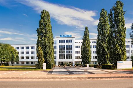 Flender's headquarters in Bocholt, Germany