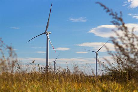 Fortum completed the 50MW Ulyanovsk wind project in Russia in January 2018