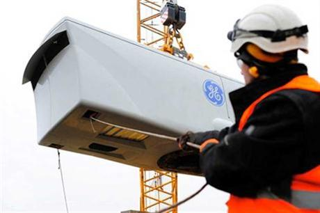 GE will install its 2.5MW turbines on the project
