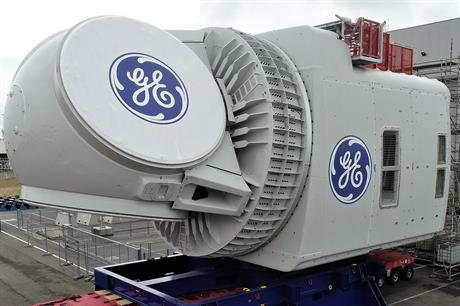 GE Renewable Energy unveiled the first nacelle of its 12MW Haliade-X offshore wind turbine in the second half of 2019