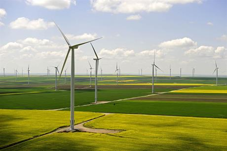 GE installed 3.01GW in the US last year, according to AWEA figures
