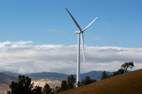 California has over 5.5GW of installed wind capacity (pic: GE)