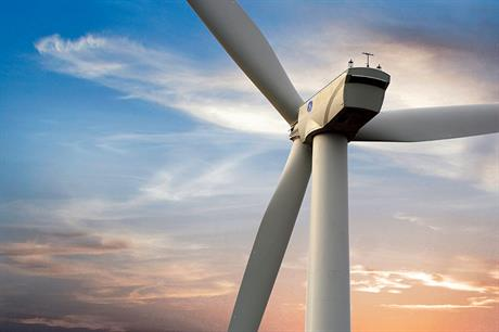 GE launched a 3.2MW turbine with a 103-metre diameter rotor in 2013 targeted at UK, Irish and Turkish markets.