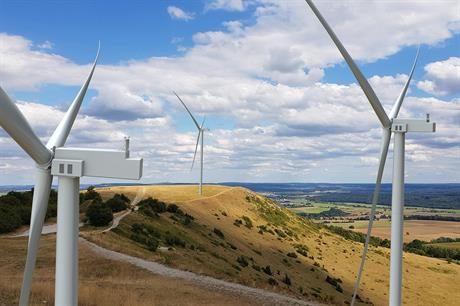 GE's new 5.3MW turbine will offer the same 158-metre rotor as its 4.8MW model