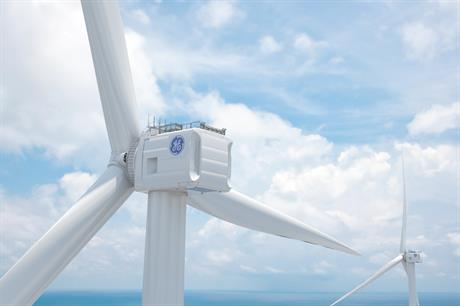 Development of the Haliade-X 12MW offshore wind turbine was partly to blame for GE Renewable Energy's dip into the red