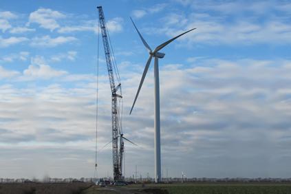 Turkish project will use GE 2.75-103 turbines