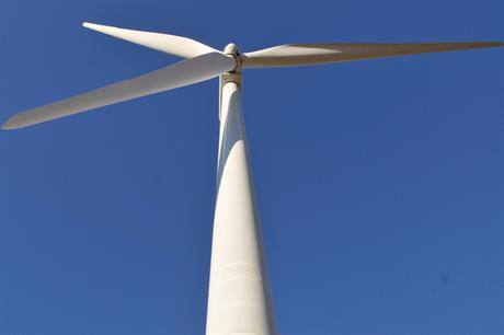 58.8GW of wind power capacity was added last year, according to Irena (pic credit: GE)