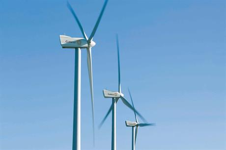Gamesa will supply ten G97-2MW turbines to the Ovares project