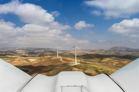 Gamesa will service the 2MW turbines for six years
