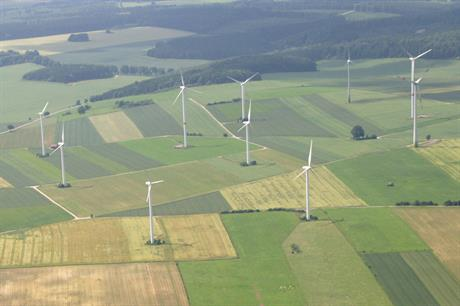 Net installations in Germany were 2,153MW, according to Deutsche Windguard (pic credit: Petra Klawikowski)
