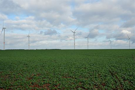 Germany's renewable energy law does not break state aid rule, the European Court of Justice ruled (pic: UKA Gruppe)