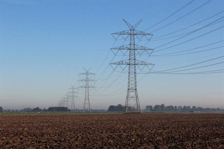 Tennet operates the grid in the Netherlands and much of Germany