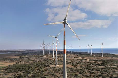 Nearly 2GW of federally-auctioned wind capacity is stuck without land allocation (pic: Sembcorp Industries Ltd)