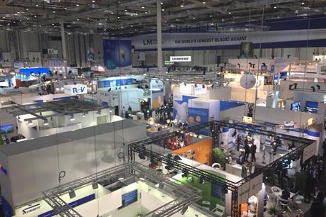 Day Three of WindEnergy Hamburg