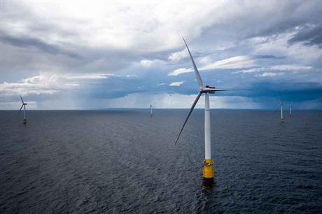 Floating foundations such as the Statoil Hywind type could offer an  opportunity for storing energy as compressed air