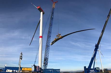 Prime for a takeover: PNE has developed over 5.5GW of onshore and offshore wind capacity worldwide