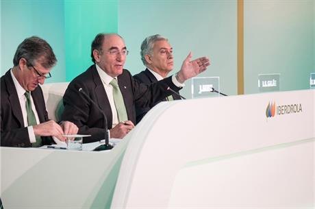 Iberdrola net profit up 1.2%