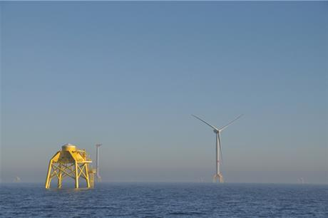 Iberdrola installed the first turbine at its Wikinger offshore project in Germany during Q1