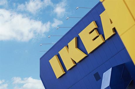 Ikea aims to balance its energy consumption with renewable energy production by 2020