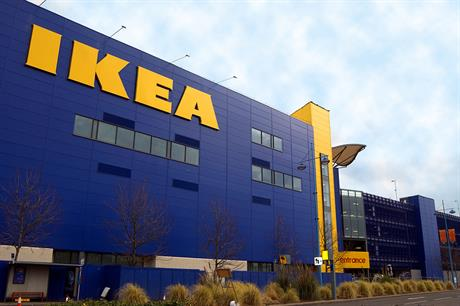 Ikea will invest €500 million in wind projects