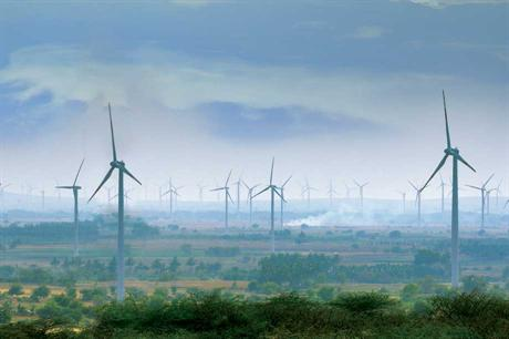Gangs have been targeting India's windfarms for their copper cabling