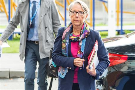 French energy and ecology minster Elisabeth Borne (pic: Aron Urb / EU2017EE)