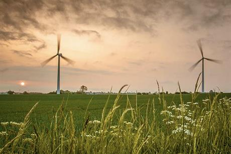Innogy has also announced that it currently operates more than 2.8GW of wind farms worldwide