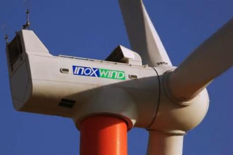 The project will feature Inox's 2MW turbine