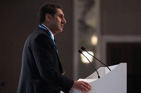 Francesco La Camera, appointed the next director-general of Irena, will take office on 4 April, succeeding Adnan Z Amin