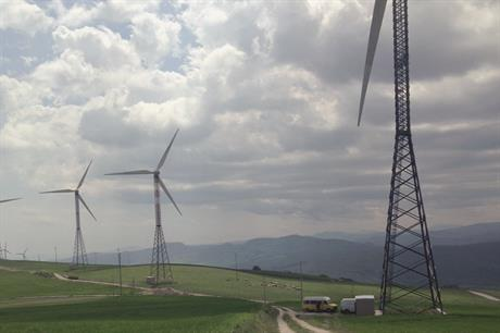 Up to 800MW of new wind capacity is available in Italy's long-awaited tender