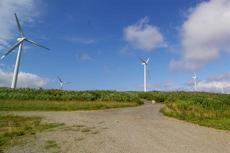 Hokkaido has a high-wind resource but low population, meaning the power needs transmitting south (pic:DrTerraKhan)