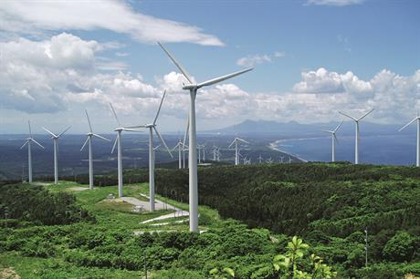 The Japanese government has kept FIT prices for wind the same, while cutting it for solar (pic: Eurus Energy Holdings)