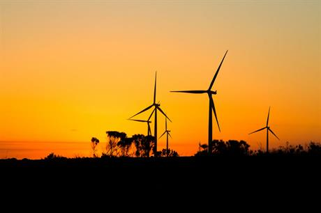 Mainstream operates Africa's largest wind farm, Jeffreys Bay in South Africa