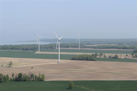 The 149MW Jericho project comprises 92 GE 1.6-100 turbines