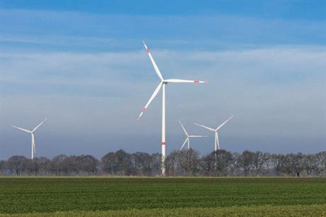 PNE's 43.2MW Kührstedt/Alfstedt wind farm was the first from of a 200MW pipeline the company is developing to be commissioned