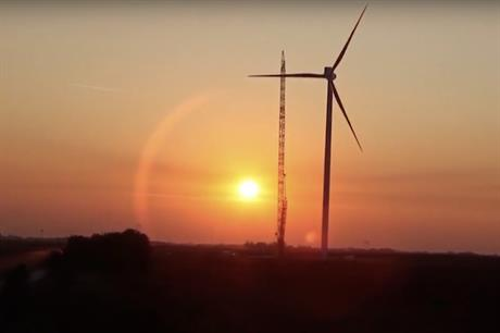 IntelStor forecasts a series of technology partnerships and license agreements as turbine manufacturers and asset managers look for innovations to help increase competitiveness (pic: Fintel)