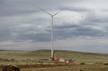 Lekela Power's wind energy portfolio across Africa totals 1.3GW