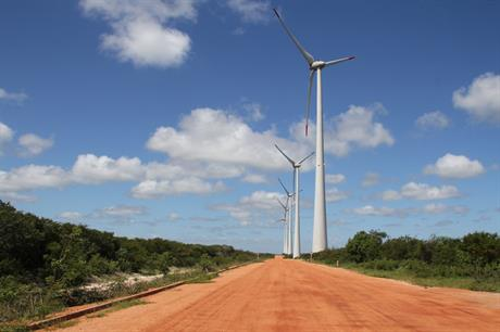 Petrobras operates 104MW of onshore wind power in Brazil
