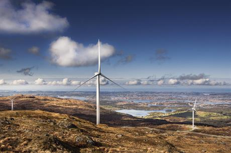 Plans for a national framework for wind power were aborted due to overwhelming local opposition last year (pic: Midtfjellet Vindkraft)