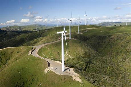 New Zealand has 623MW of installed wind capacity, according to Windpower Intelligence (pic: Siemens AG)