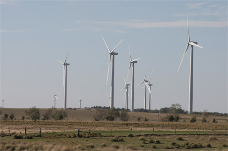 Minco V will be part of a wind power complex which also includes the 99.2MW Minco 1 (above)