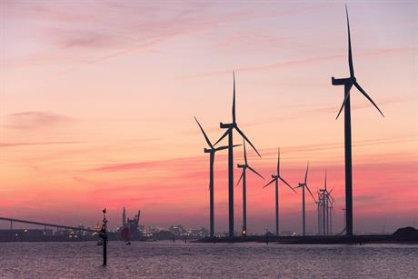 Nordex turbines in the Netherlands. The company reports growing demand for hardware and services