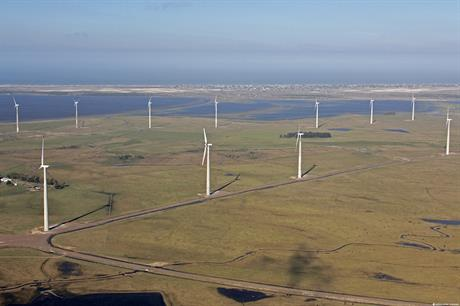 Wind production in the EU is forecast to triple by 2040 (pic: Nordex)