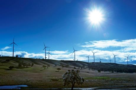 The Nordex group has installed or is building wind farms in Australia with a capacity of 370MW