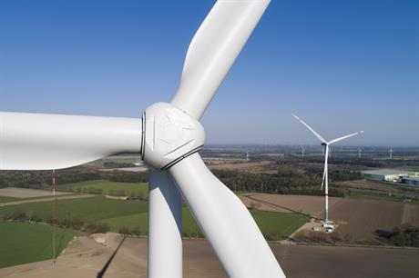 MacIntyre will feature 180 of Nordex's Delta4000 turbines with power ratings of 5.7MW