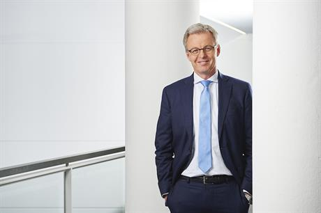 Lars Bondo Krogsgaard had served as MHI Vestas' co-CEO since 1 April, 2018 (pic credit: Christine Koch Hamburg)